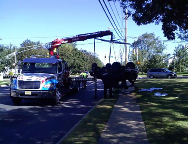 FORENSIC TOWING EVIDENCE PRESERVATION
