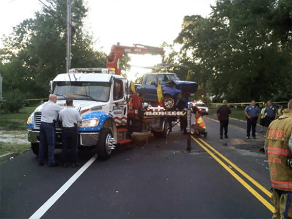 Towing and Recovery: The Role of Forensic Recovery
