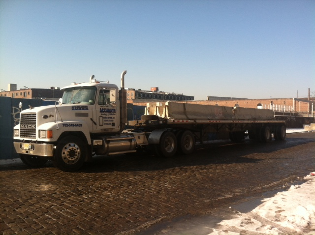 heavy hauling toms river