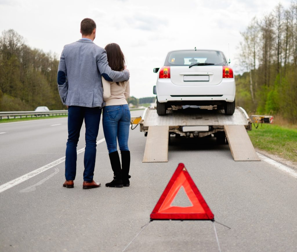 What To Do While Waiting for Towing Assistance in NJ