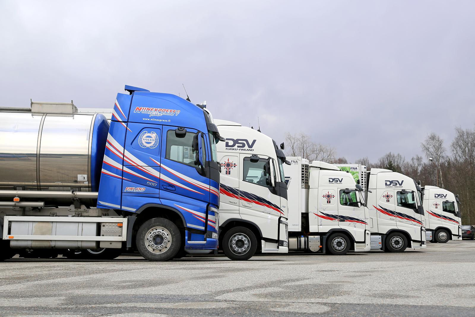 The Benefits of Fleet Maintenance Management