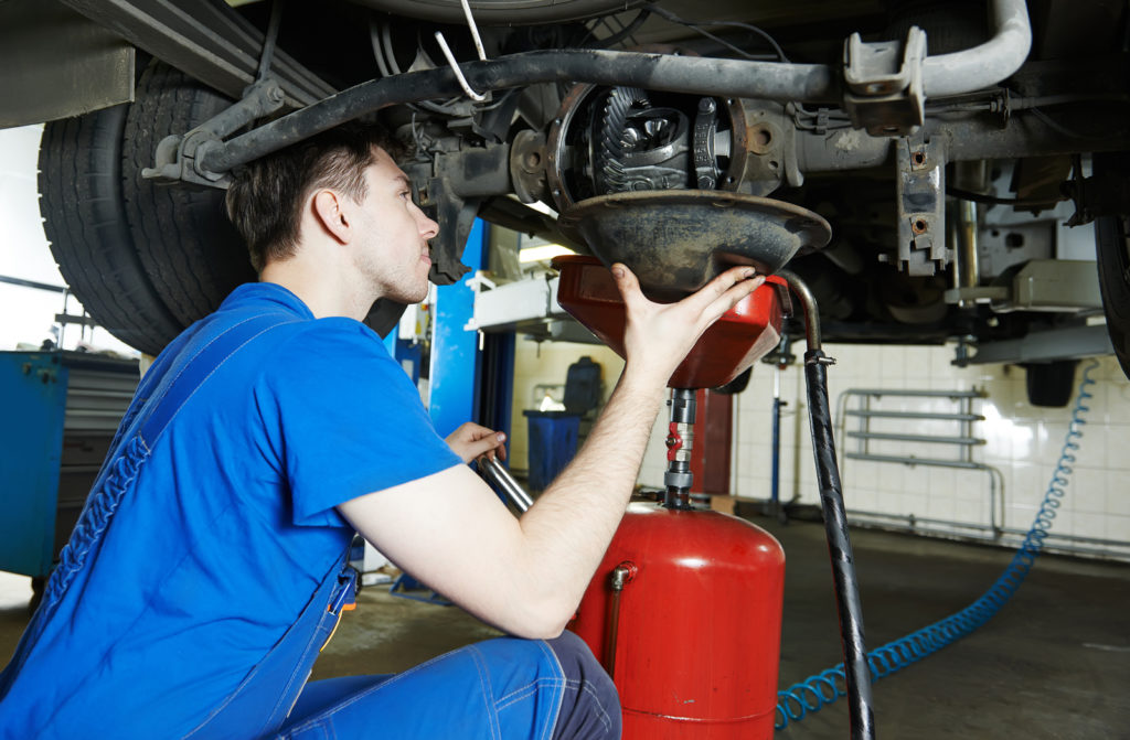 The Benefits of Fleet Maintenance Management