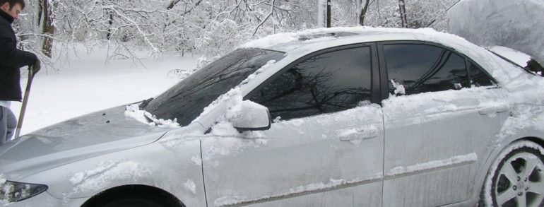 Winter Towing In New Jersey – What to know