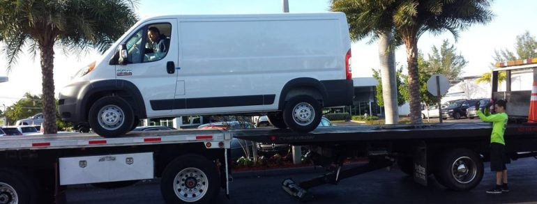Towing in NJ: What is Medium Duty Towing?