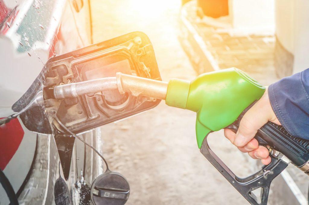 roadside assistance gas