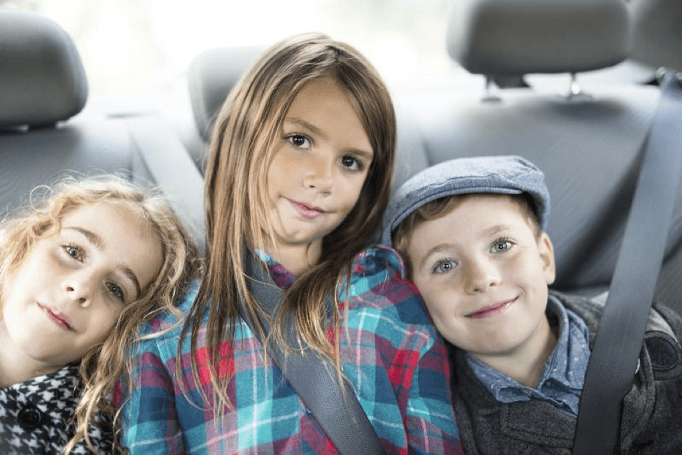 3 Ways to Drive Safer with Kids in the Car