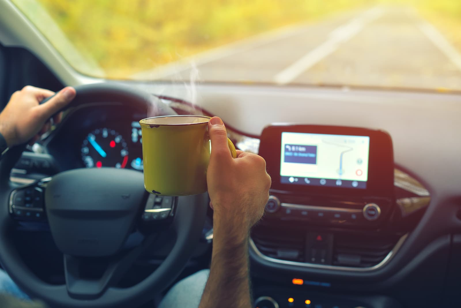 Driving Safety - 4 Things You Should Never Do While Driving