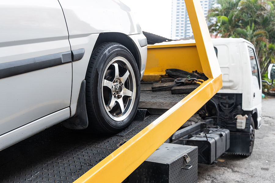 south jersey towing services