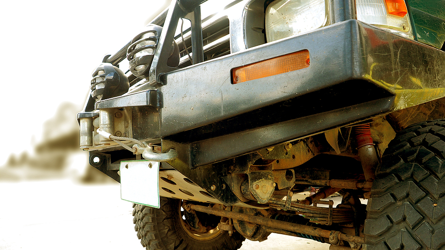 Stuck in The Middle of Nowhere? Our Off Road Towing Service Can Help